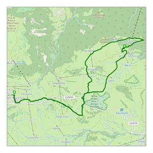 Wanderung Compatsch – Ritsch Schwaige – Bergstation St.Ulrich – Schgaguler – Compatsch