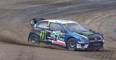 FIA Rallycross 2017 in Hockenheim